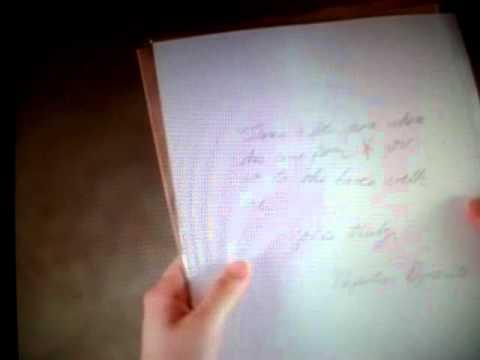 480x360 Napoleon Dynamite Trisha Reading Napoleon's Letter