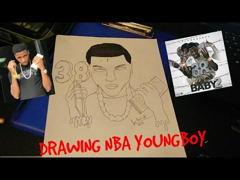 Nba Youngboy Drawing At Getdrawings Free Download