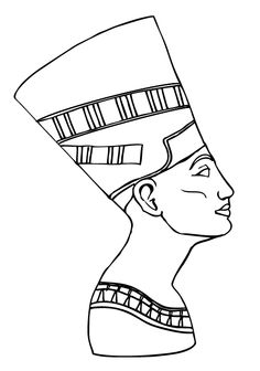 236x336 Image Result For Step By Step Draw Nefertiti Art Egypt