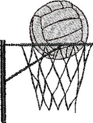 181x240 Collection Of Netball Drawing High Quality, Free Cliparts