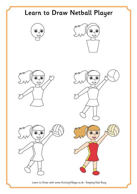 460x650 4 Netball Attacking Drills For Quick Improvement