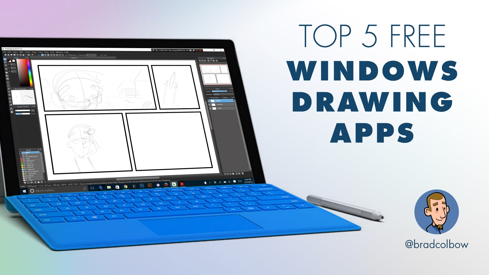 1920x1080 Testing 5 Free Windows Drawing Apps