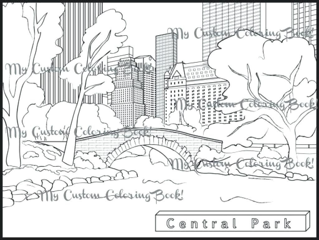 1024x770 Beautiful Nyc Coloring Page New York City Free Coloring Pages