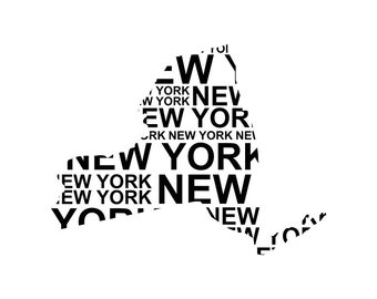 340x270 New York Dxf Etsy