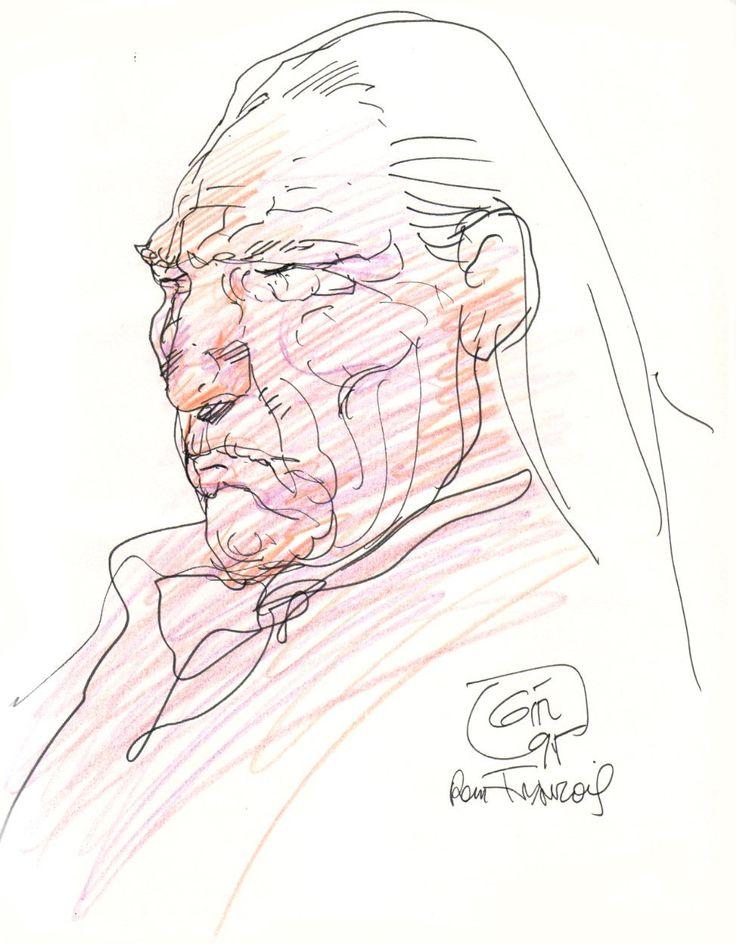 Night Elie Wiesel Drawing