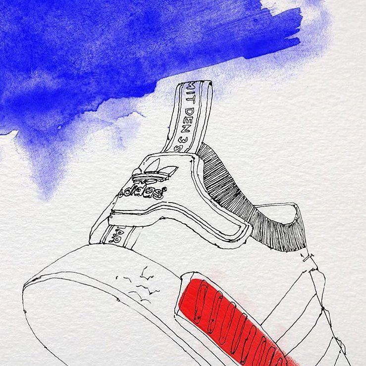 739x739 Nmd Adidas By @design.butler @adidasoriginals By Tresrare Love