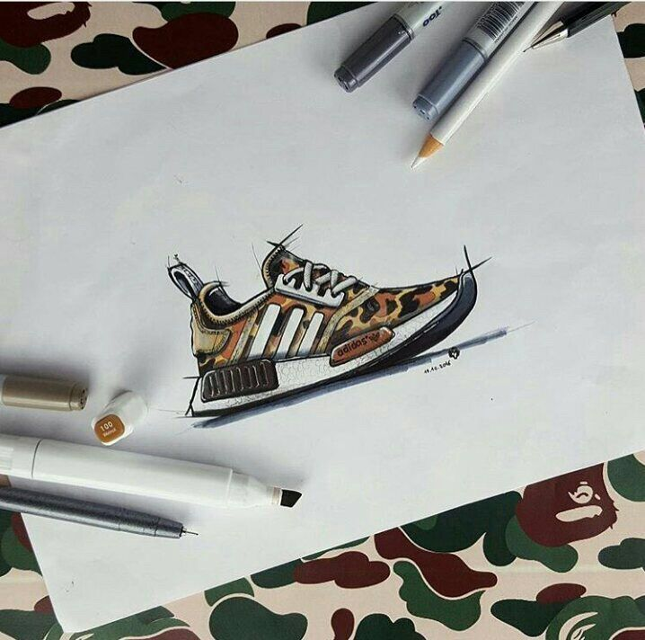 718x712 Nmd Art Sneakerheads Amino
