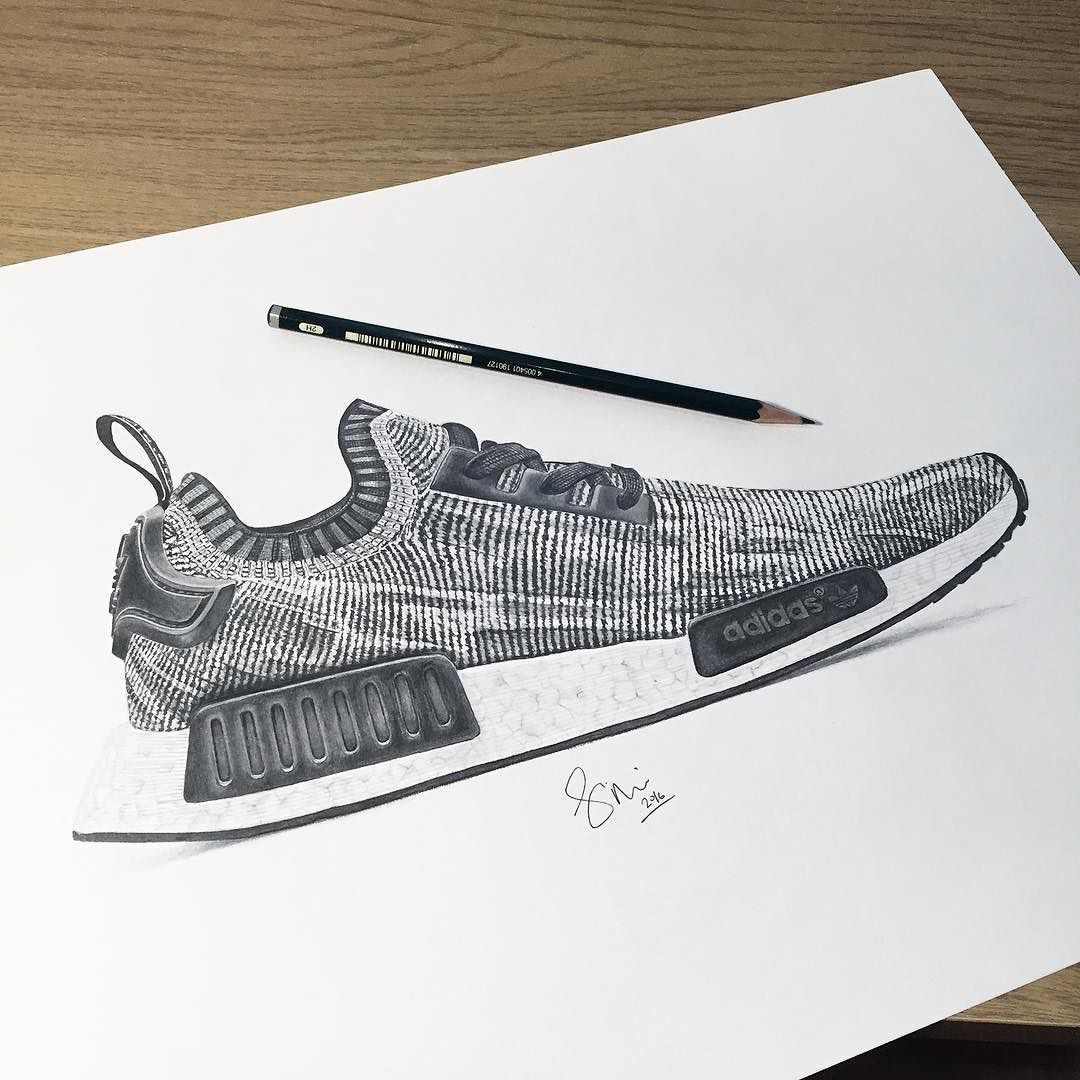 1080x1080 Adidas Nmd Primeknit Complete By Stephfmorris Instagram Likes