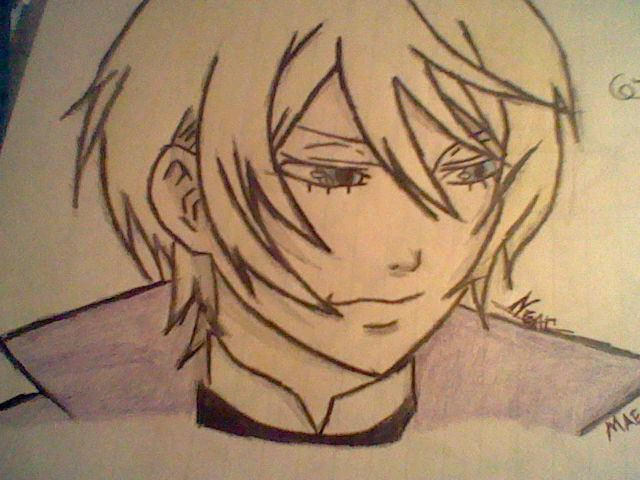 640x480 Normal Alois Trancy Drawing By Jeffreytheunicorn