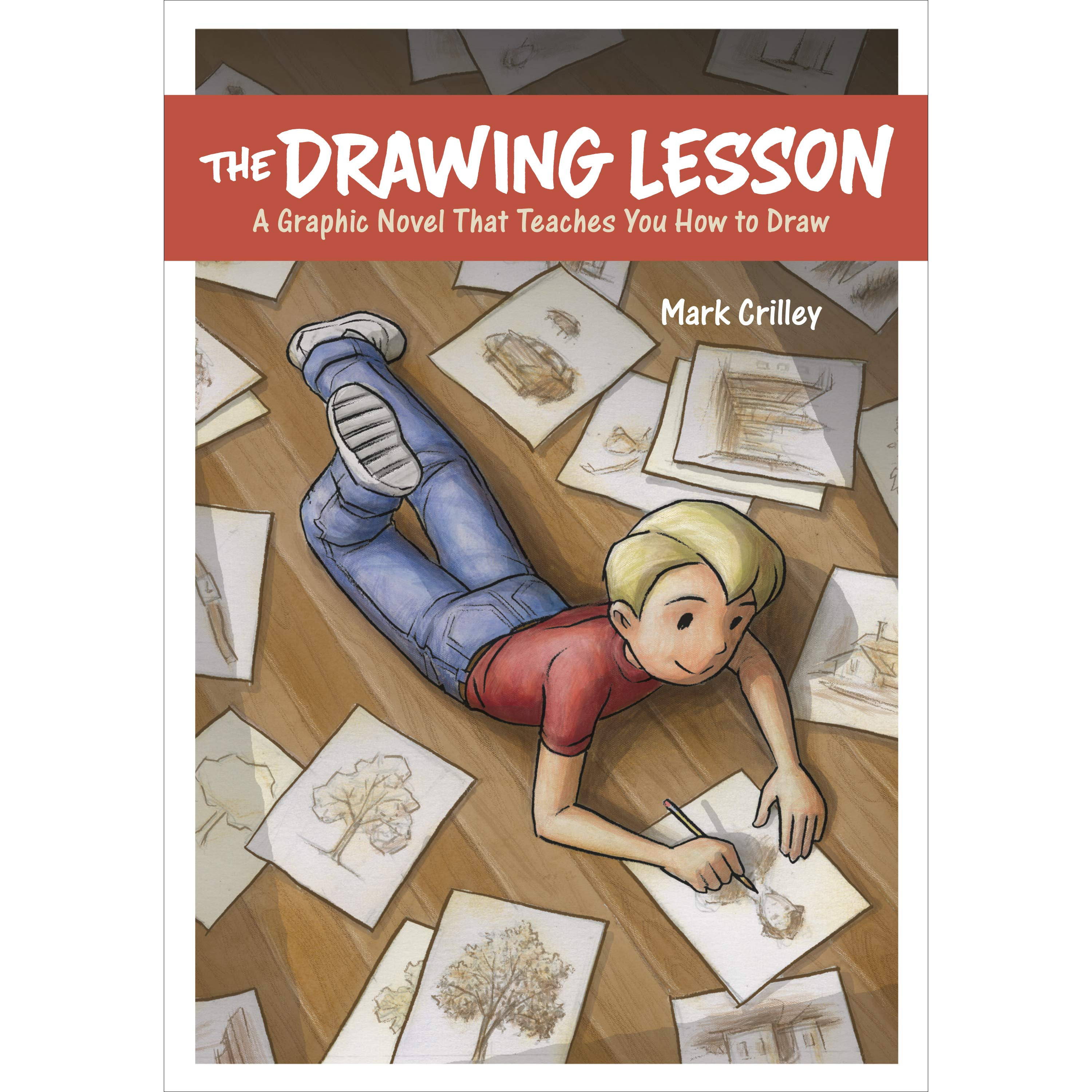 3000x3000 The Drawing Lesson A Graphic Novel That Teaches You How To Draw