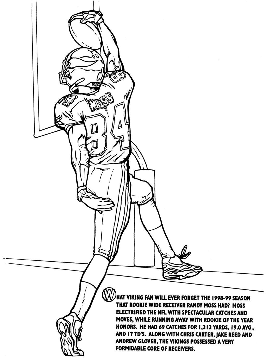 Odell Beckham Jr Catch Drawing