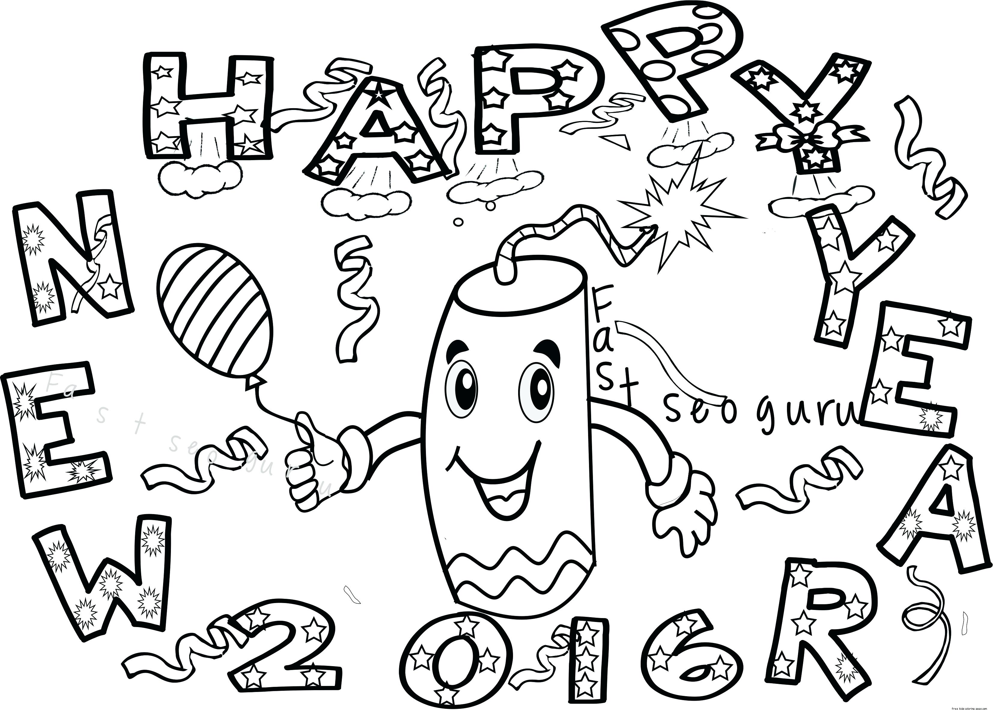 3306x2363 Cartoon Of An Outlined Happy State Character Black And White