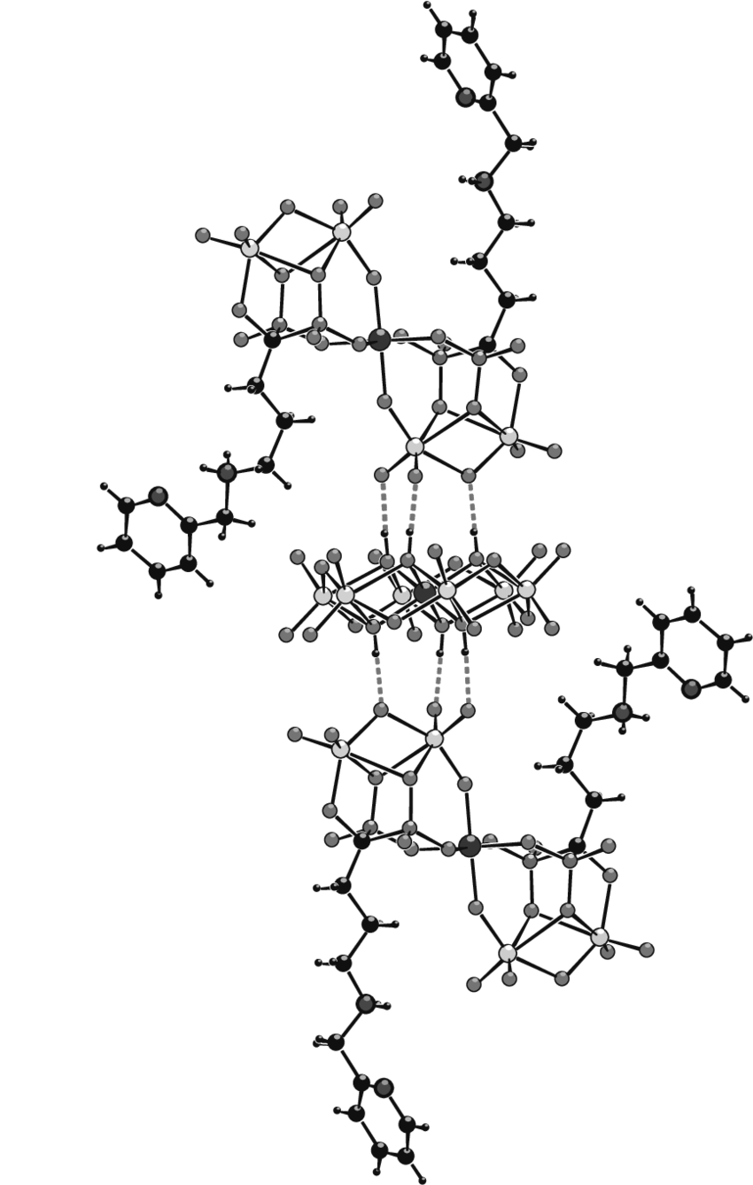 850x1338 Hydrogen Bonding Interactions (Depicted As Red Dotted Lines