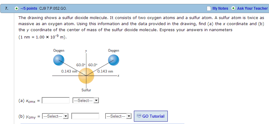 890x410 Solved The Drawing Shows A Sulfur Dioxide Molecule. It Co
