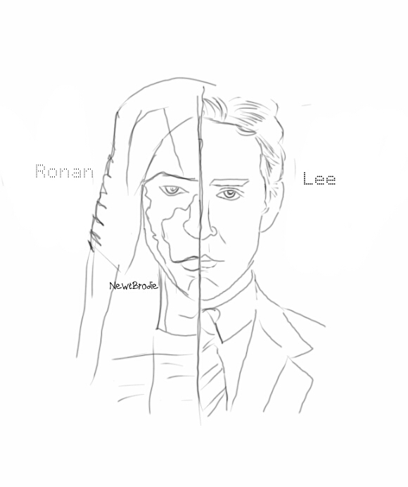 580x691 Ronan The Accuser And Lee Pace By Newtbrodie