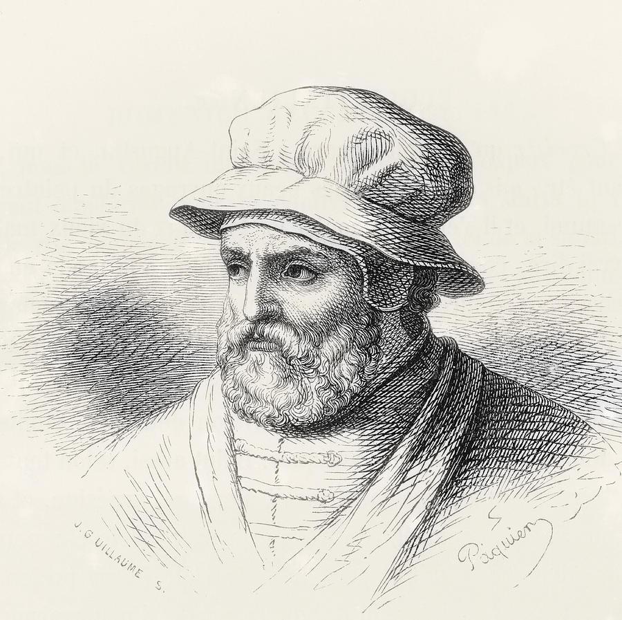 900x897 Domenico Di Pace Beccafumi, 1486 Drawing By Vintage Design Pics
