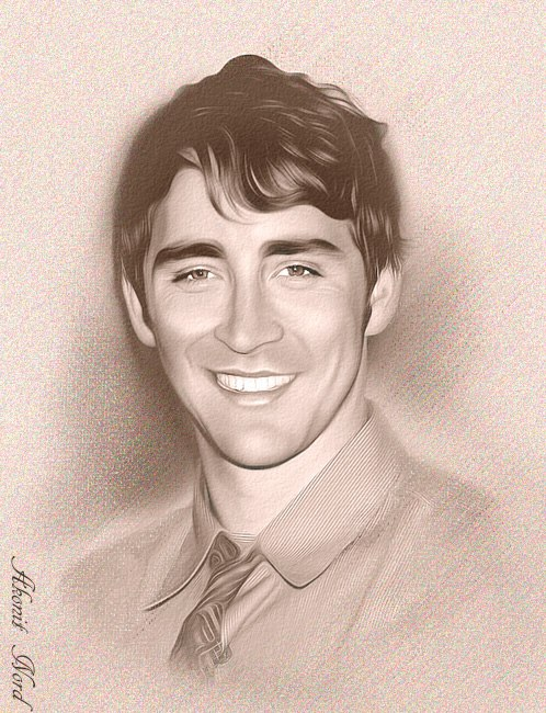 498x650 Lee Pace By Akonit Nord