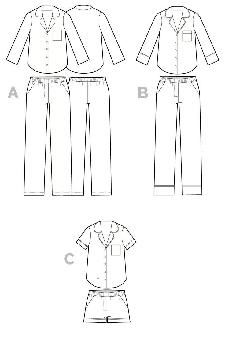 pajama drawing at getdrawings com free for personal use pajama
