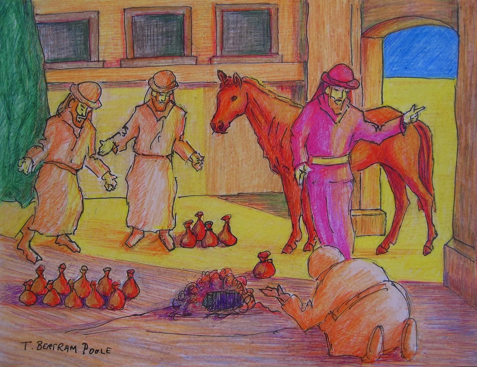 1600x1232 Christian Art Now Christian Art Parables Jesus Parable