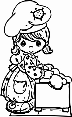 236x385 Precious Moments Eat Suckers Coloring Page Paramedic Coloring