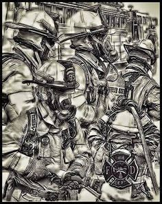 236x296 Firefighter Art Art Firefighter, Firefighting