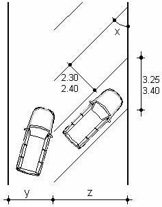 Parking Space Drawing