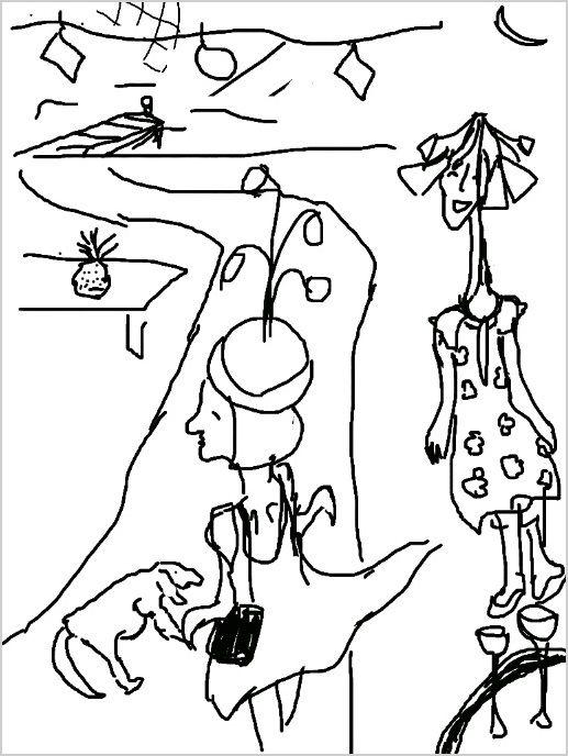 Pass Drawing