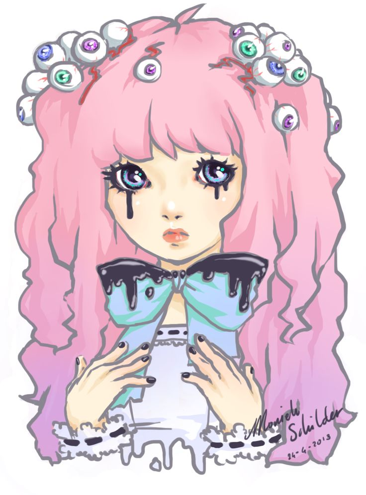 736x996 31 Best Pastel Goth Drawings Images On Pastel Goth