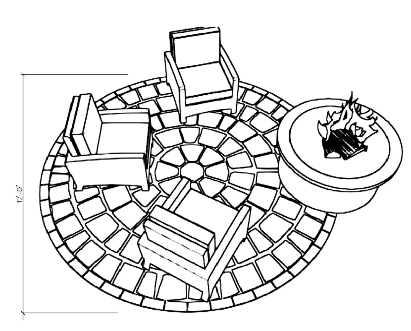 1400x1127 Fall Promotion Archadeck Outdoor Living With Patio Drawing Patio