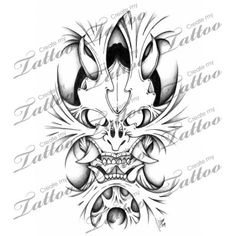 236x236 Paul Booth Flash Tattoo`s By Artist Paul Booth Paul
