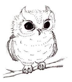 236x269 Black And White Bird Sketch. Dot Work. Line Work. Pen. Ink. Detail
