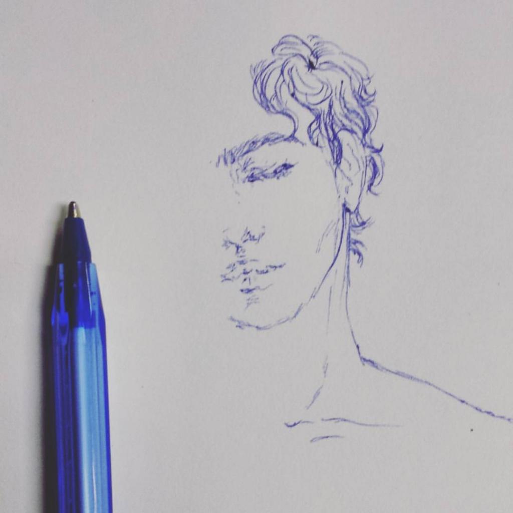 1024x1024 Simple Pen Drawing Simple Drawings Using Pen Simple Pen Drawings