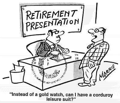 Pension Drawing