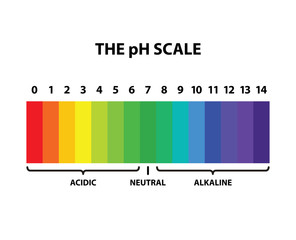 296x240 Ph. Excellent Relation Between Poh And Ph Red Ud Acidic Region