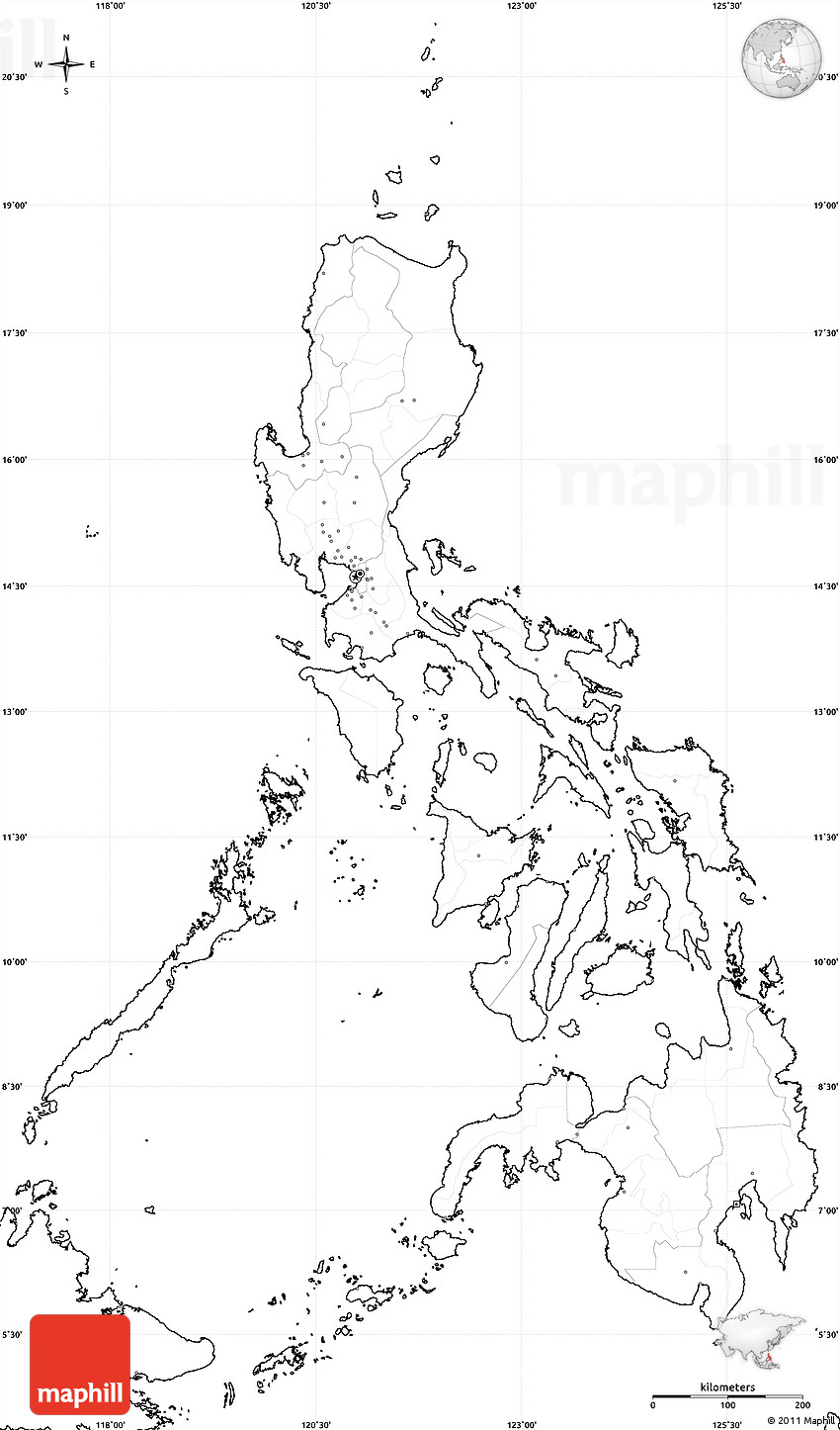 850x1446 Map Clipart Philippine Map