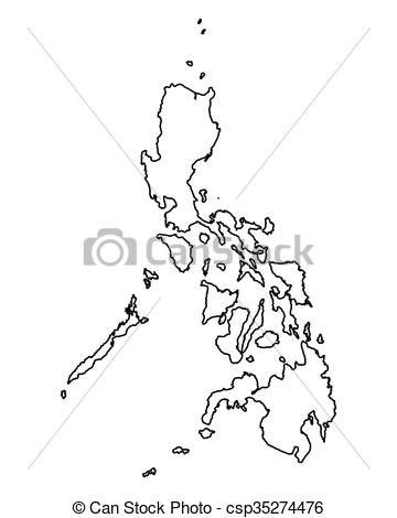 360x470 Map Of The Philippines.