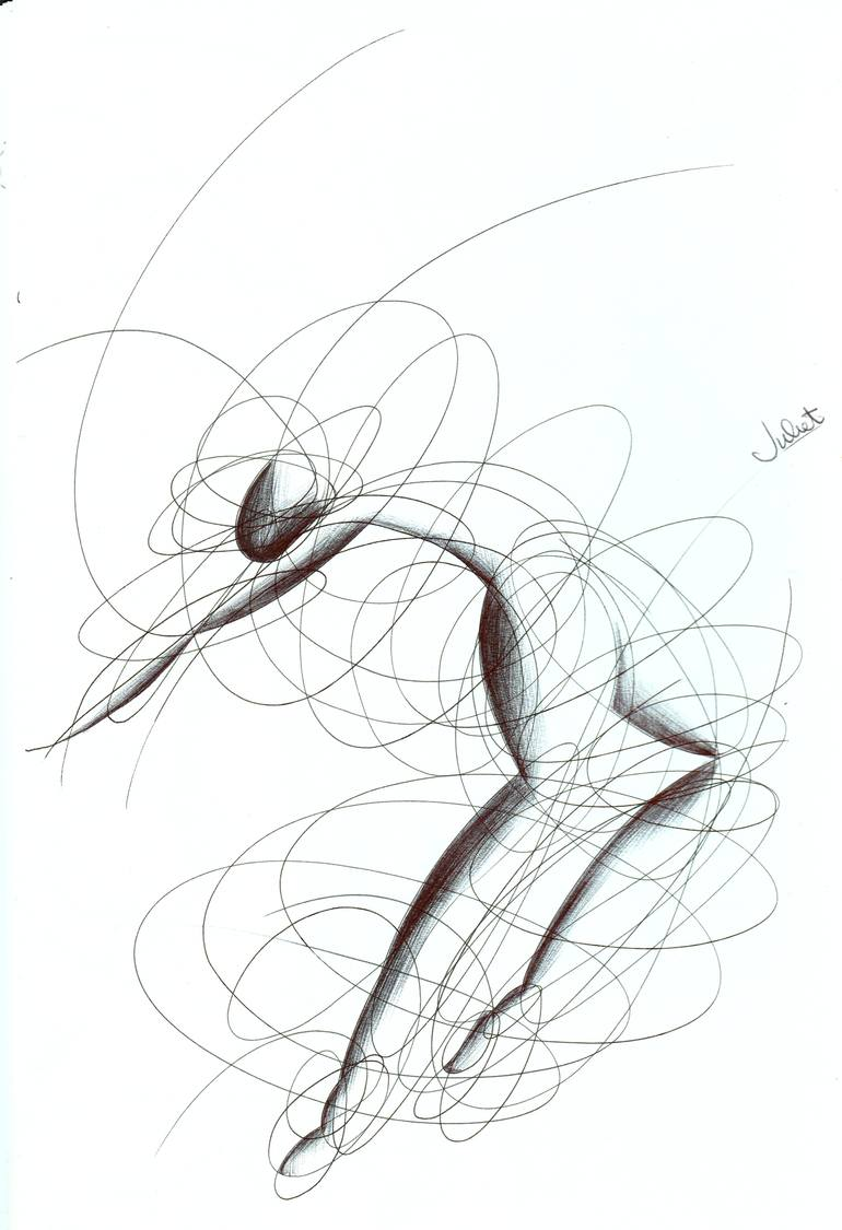 770x1125 Saatchi Art Philosophy Of Nothing Drawing By Giulia Marras