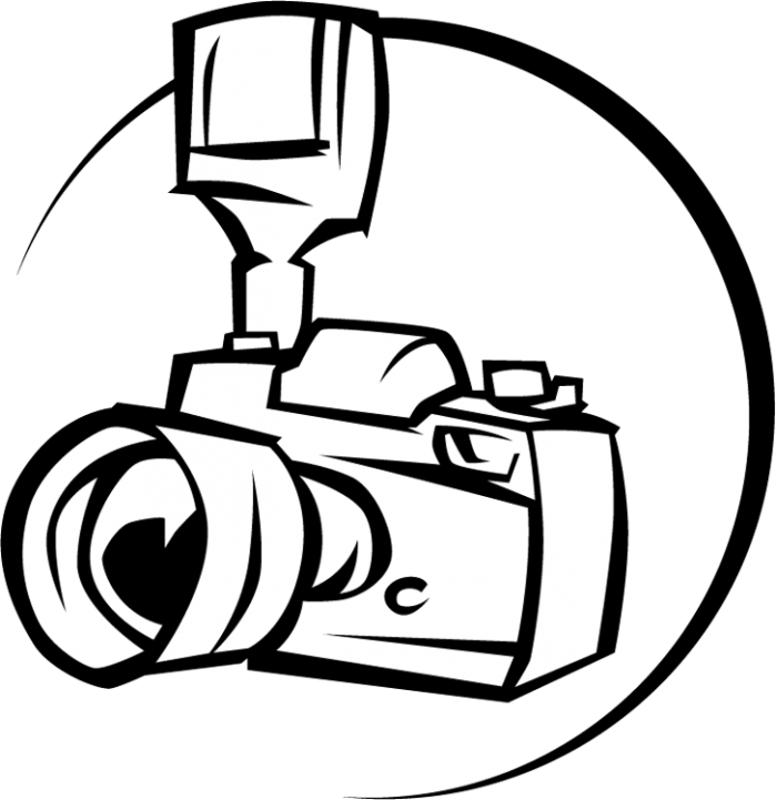 700x721 Nikon Clipart Photographer Camera