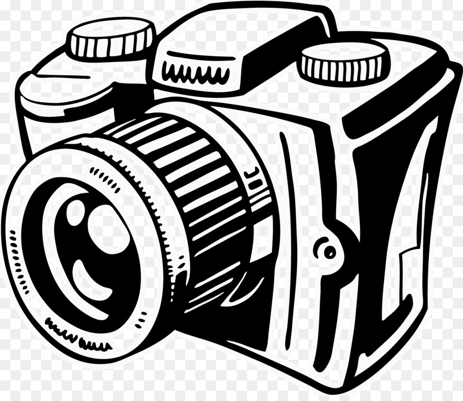 900x780 Black And White Camera Photography Clip Art