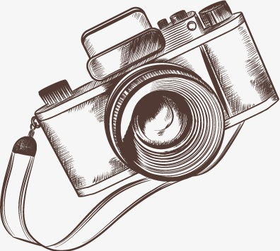 396x355 Camera, Photograph, Painted Camera Png Image And Clipart For Free