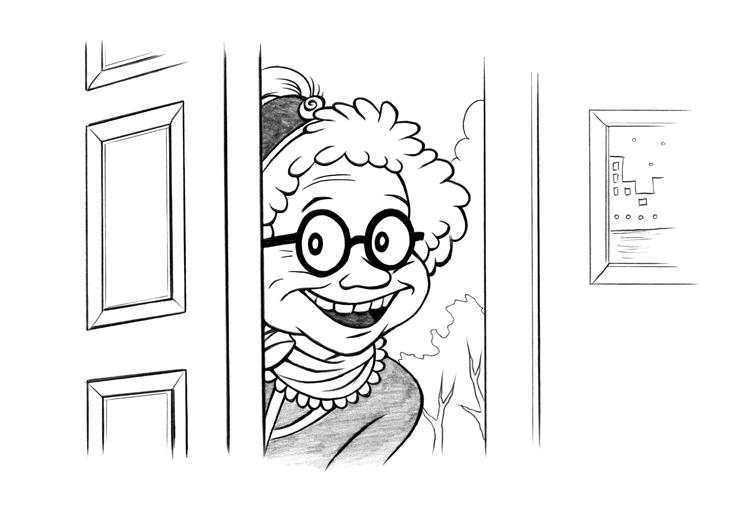 730x513 Amy Kim Kibuishi's Blog Pile O' Drawings