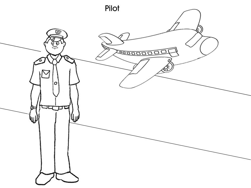 Pilot Drawing