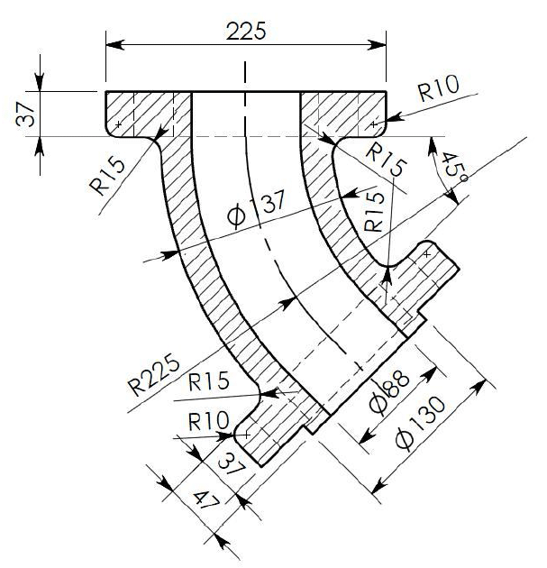 607x630 Collection Of Autocad Drawing Exercises High Quality, Free
