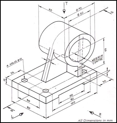 456x482 Collection Of Isometric Drawing N2 High Quality, Free