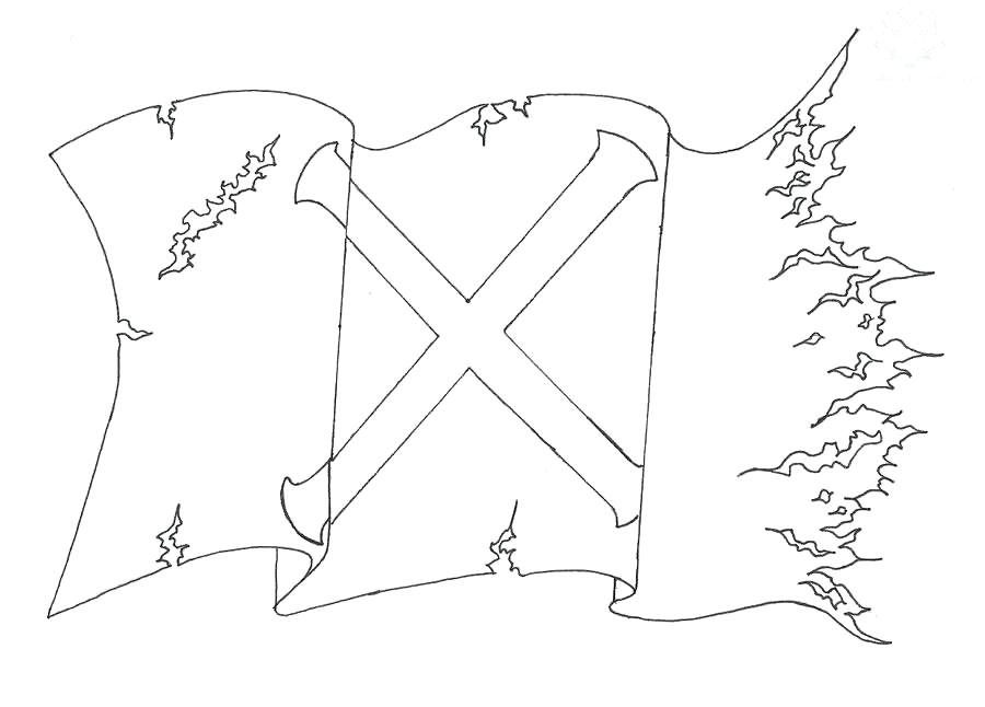 900x646 Pirate Ship Pirate Ship Outline 2 Simple Pirate Ship Outline