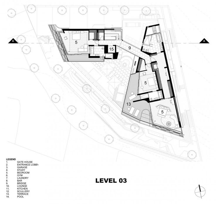 Plan Elevation Section Drawing