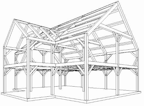 493x365 House Plan Elevation Drawings Best Of Building Elevation Drawing