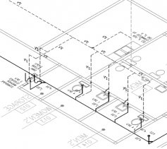237x211 Isometric Drawing Plumbing