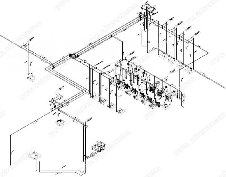 792x619 Isometric Drawing Services ( Isometric Drawing Plumbing
