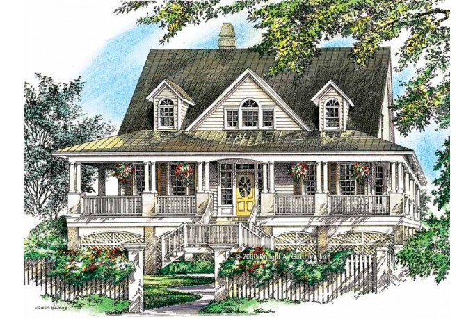 680x459 Dream House Dreamin, Drawings Of Houses With Porch